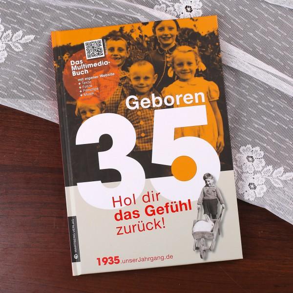 Jahrgangsbuch 1935