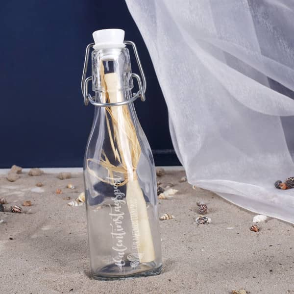 - Valentinstagspost aus der kleinen Flasche - Onlineshop Geschenke online.de