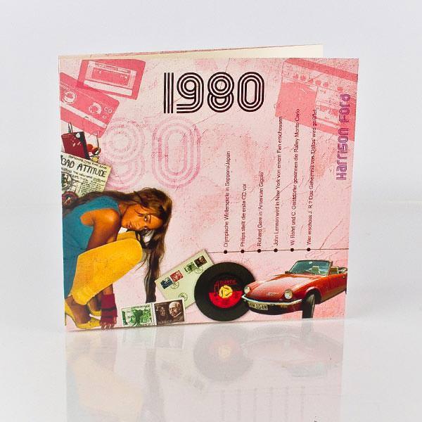Chart Hits aus dem Jahr 1980