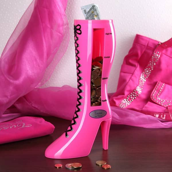 Spar-Stiefel in pink Tussi on Tour