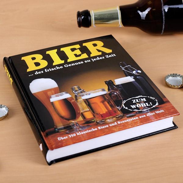 Bier ...der frische Genuss zu jeder Zeit - Buch