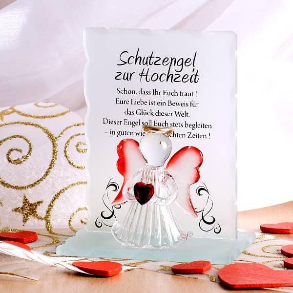 Kristall-Engel - Zur Hochzeit