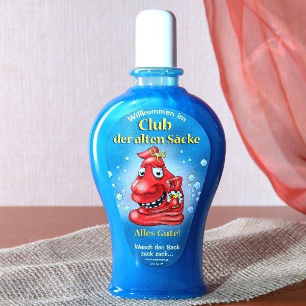 Shampoo Club der alten Säcke