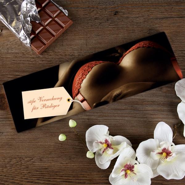 300g Schokolade für Männer