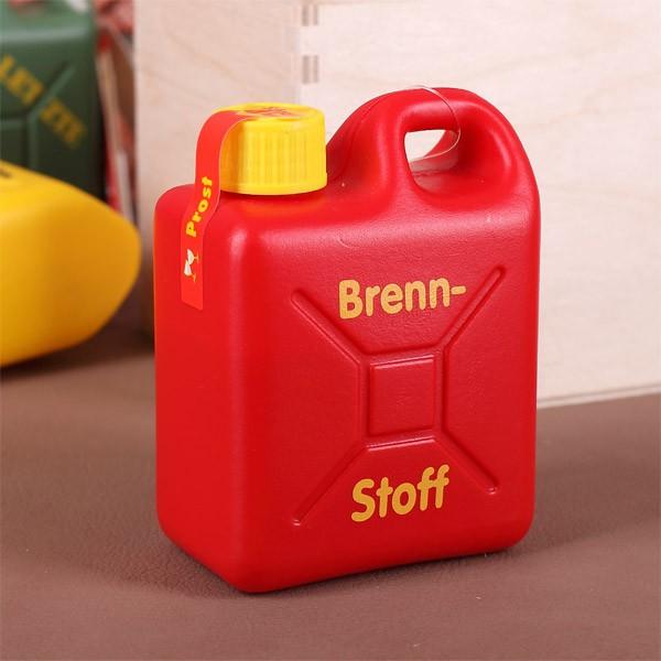 Weinbrand Reserve Kanister - Brennstoff - in Rot