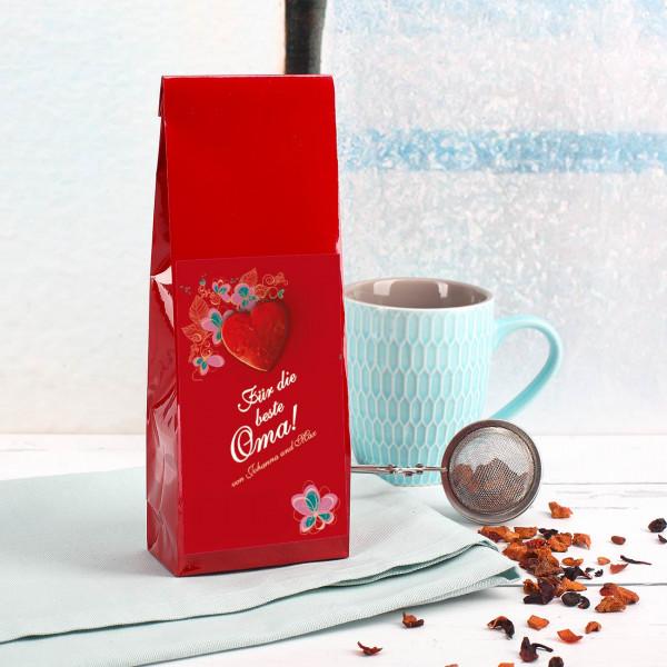 Früchte-Tee für die beste Oma