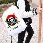 Sportbeutel für Piraten