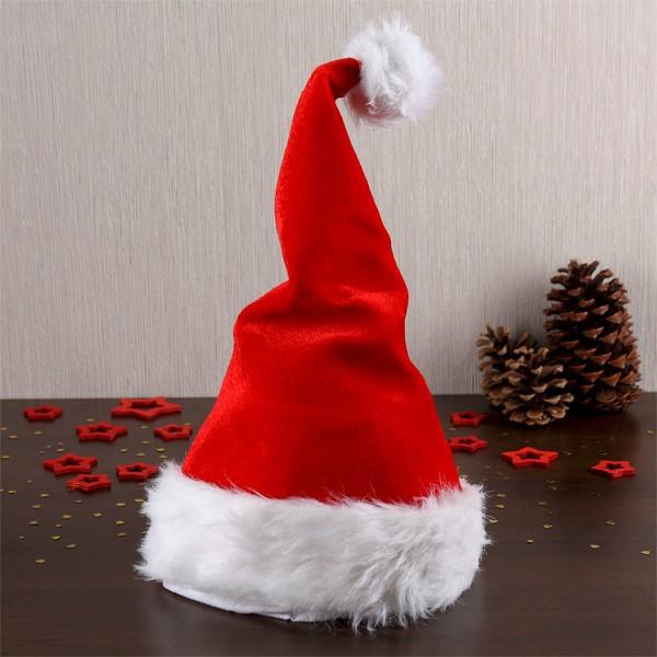 Weihnachtsmütze zum Aufziehen