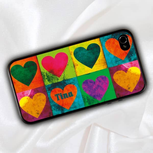 Handyhülle für Verliebte mit iPhone 4(s)