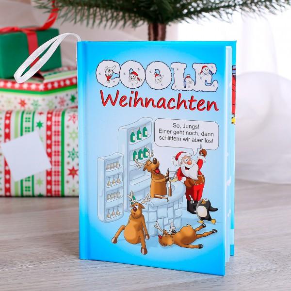 Geschenkbuch Coole Weihnachten