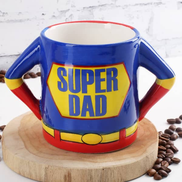 Kaffeebecher Super Dad