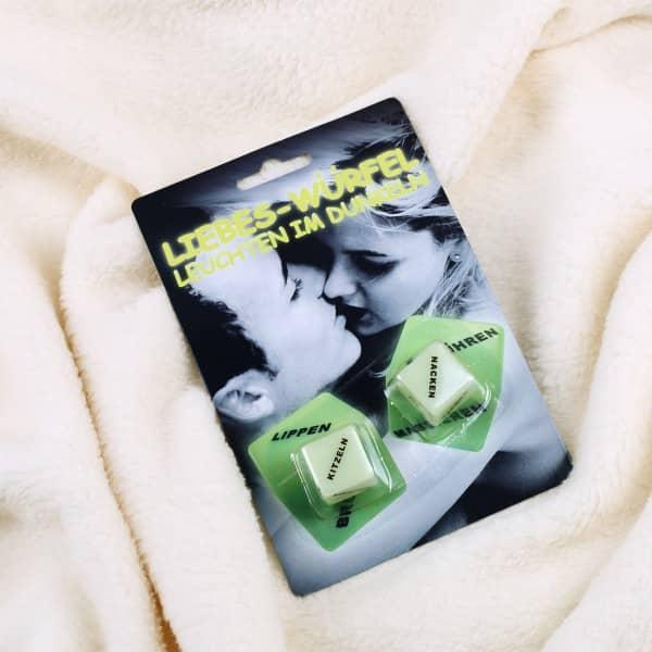 Liebeswürfel für Paare