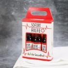 Soforthilfe - Likörbox auf die Gesundheit