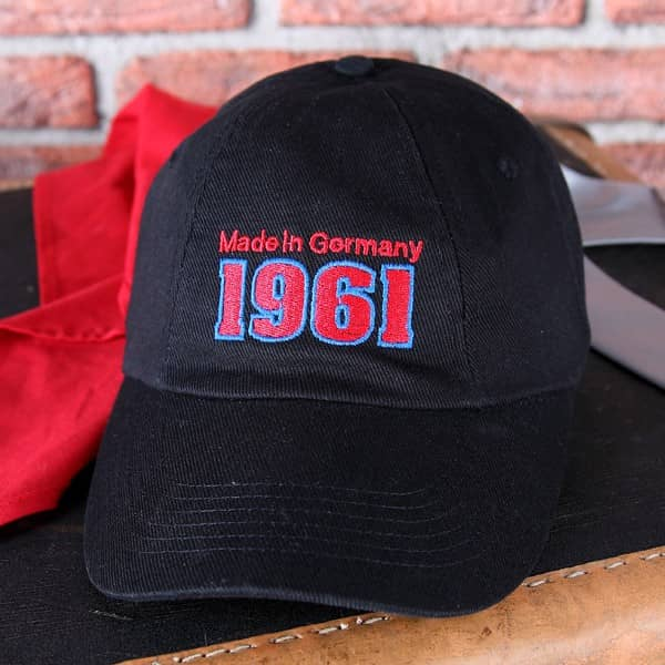 Basecap Made in Germany 1961