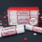 Konfetti-Bonbons zum 30. Geburtstag 6-tlg.