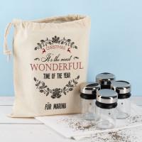WMF Streuer Set mit Geschenksack zu Weihnachten