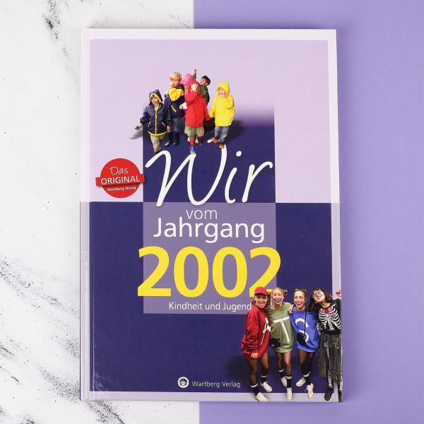 Jahrgangsbuch 2002