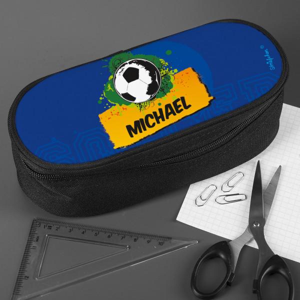 Stiftebox für Fußballer