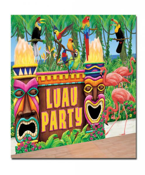 Deko Paket Luau Party