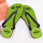 Abi 2021 - Sandalen mit Name - Reif für die Insel