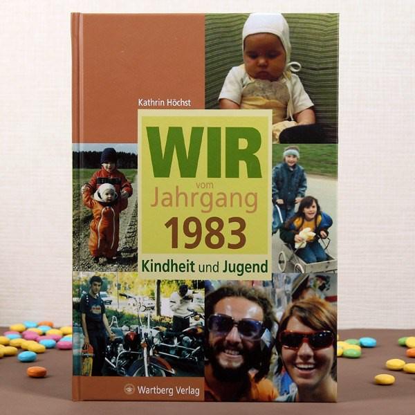Jahrgangsbuch 1983