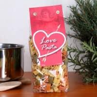 Nudeln Love Pasta für ein romantisches Essen