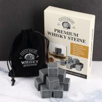 Kühlsteine für Whisky im 9er Set