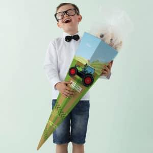 Schultüten für Jungen und Mädchen