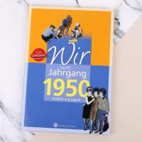 Jahrgangsbuch 1950 Kindheit und Jugend