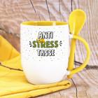 Anti-Stress Tasse mit kleinem Faultier