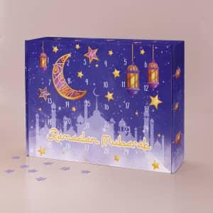 Ramadan Kalender zum selbst Befüllen