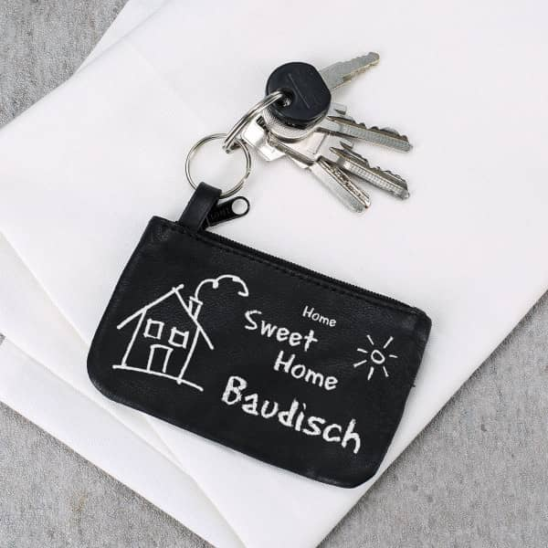 Home sweet Home Schlüsseletui