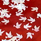 Konfetti zur Hochzeit - Täubchen