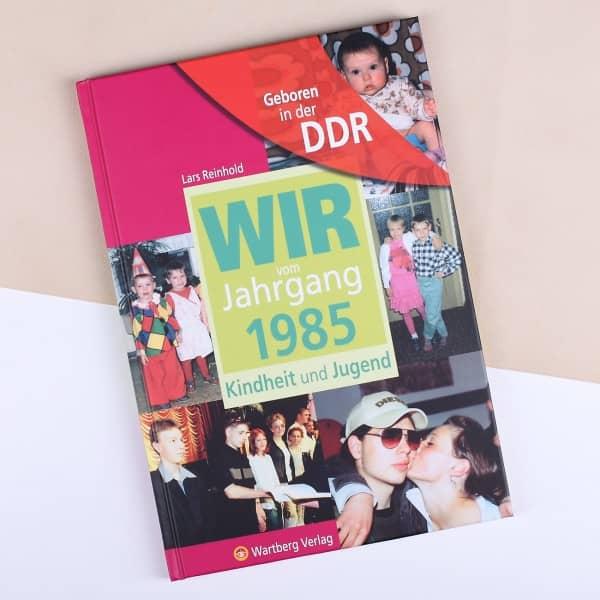 Geboren in der DDR Wir vom Jahrgang 1985
