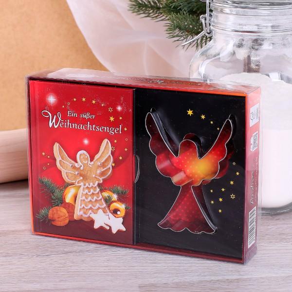Geschenkbox Ein süßer Weihnachtsengel