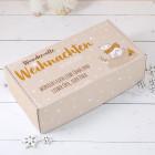 Wundervolle Weihnachten aus der Ferne - Geschenkverpackung mit Wunschtext