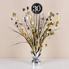 Tischfontäne zum 30. Geburtstag