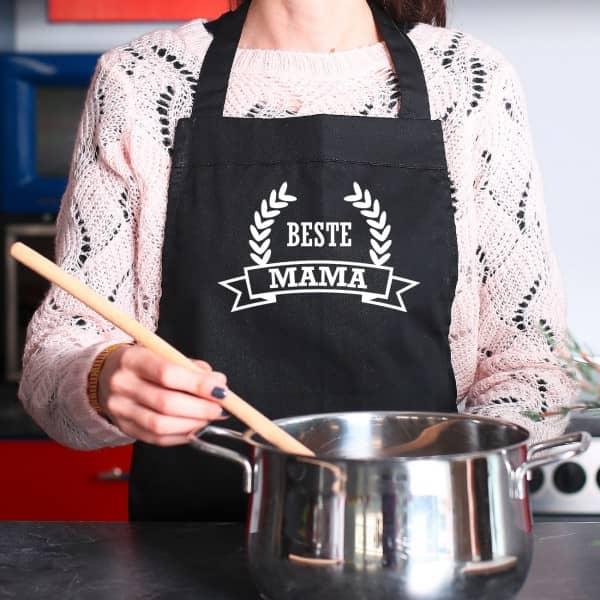 Kochschürze - Beste Mama