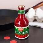 Küchenuhr - Ketchupflasche