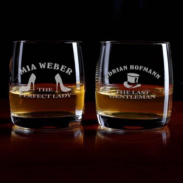 Whisky Gläserset