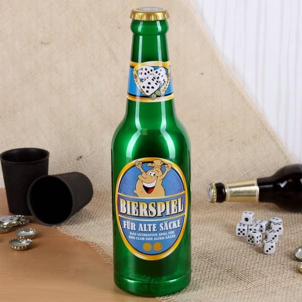 Bier-Würfel-Spiel für alte Säcke