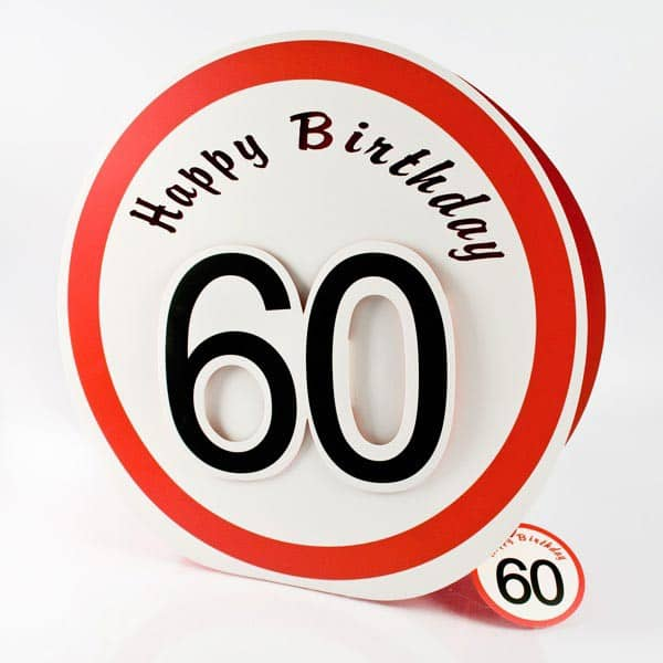 Geburtstag 60 geburtstag accessoires zum 60 geburtstag - Geschenk zum 60 mutter ...