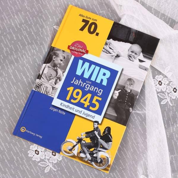 Wir vom Jahrgang 1945 - speziell zum 70. Geburtstag
