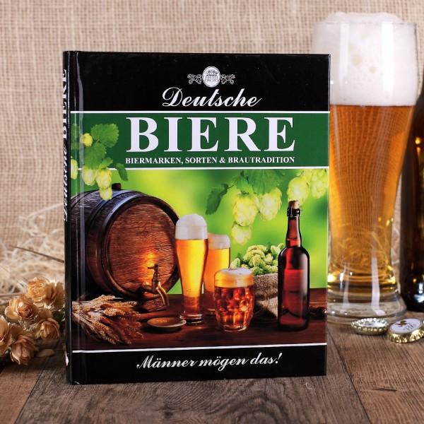 Bier Buch - Deutsche Biere