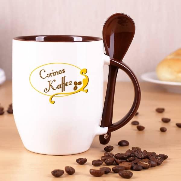 Kaffeetasse mit Namen