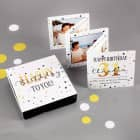 Mini Fotobuch zum Geburtstag in passender Geschenkbox