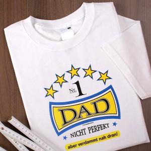 T-Shirt Nr. 1 Dad