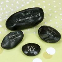 Personalisierter Stein mit Ihrer Gravur