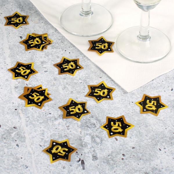 Streudeko - Star zum 50. Geburtstag
