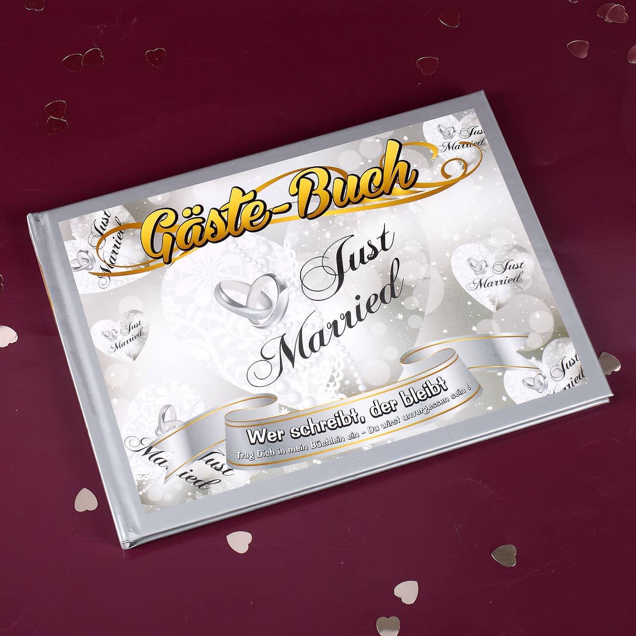Gäste-Buch Zur Hochzeit